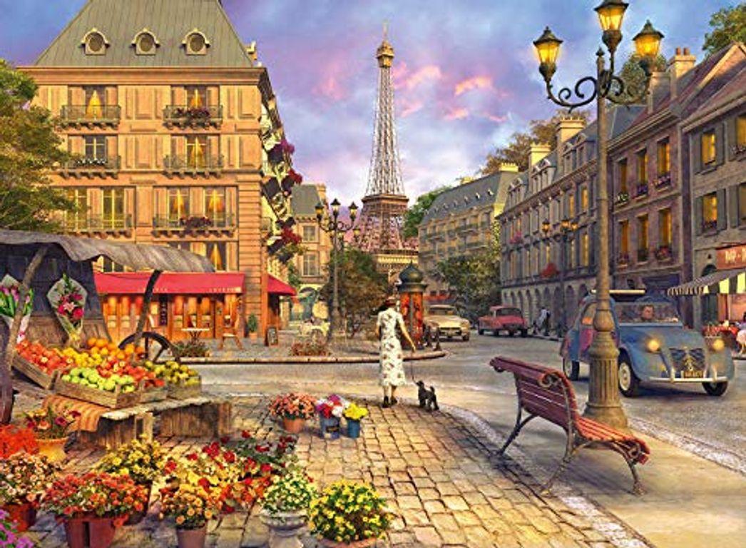 Walk Through Paris