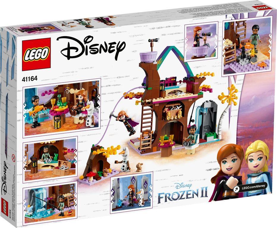 LEGO® Disney Enchanted Treehouse back of the box