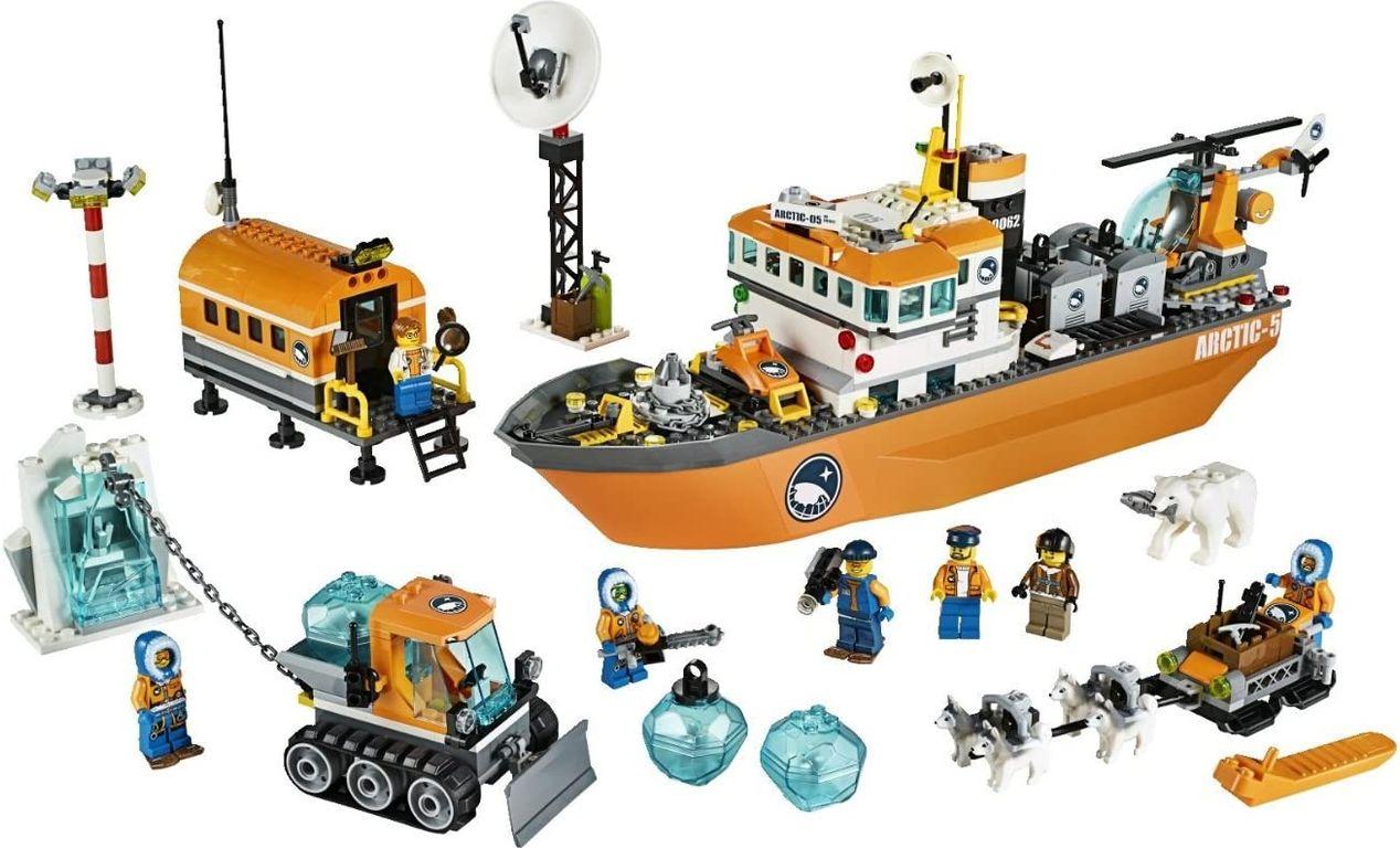 Arctic Icebreaker components