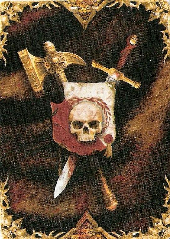 Warhammer: Invasion - Bleeding Sun cards