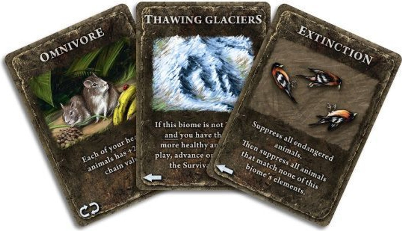 Dominant Species: The Card Game cards
