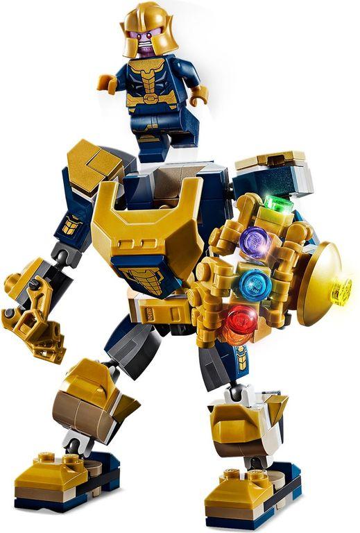 LEGO® Marvel Thanos Mech gameplay