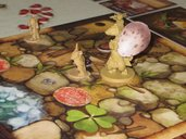 Mice and Mystics: Downwood Tales gameplay