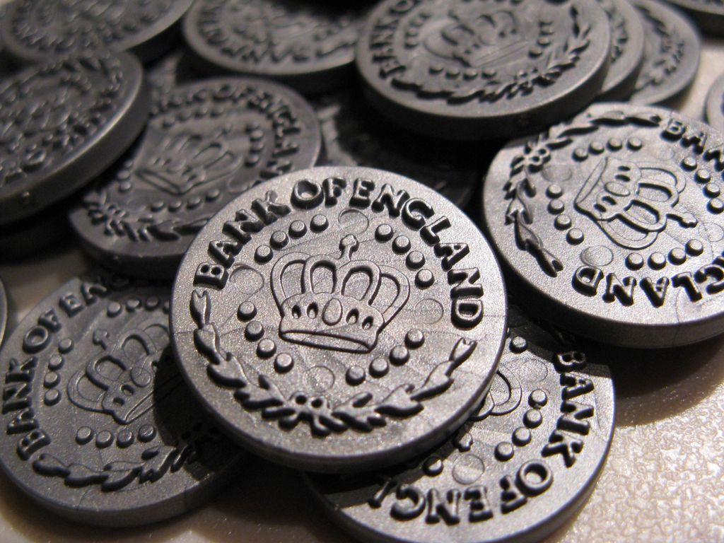 Diamonds Club coins