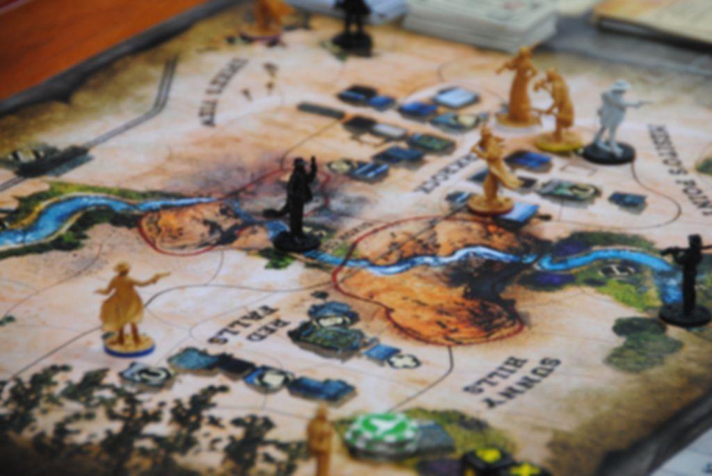 Western Legends gameplay