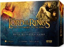 The Lord of the Rings: The Fellowship of the Ring Deck-Building Game