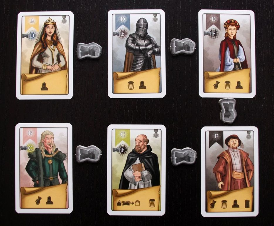 Rival Kings cards