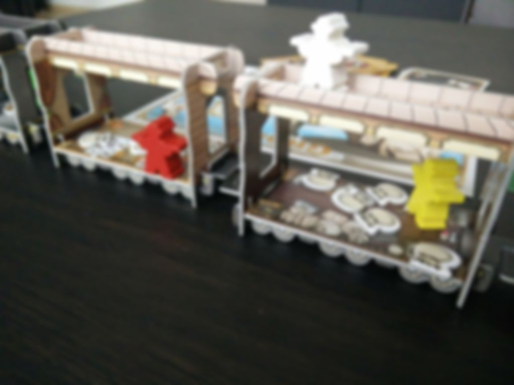 Colt Express gameplay
