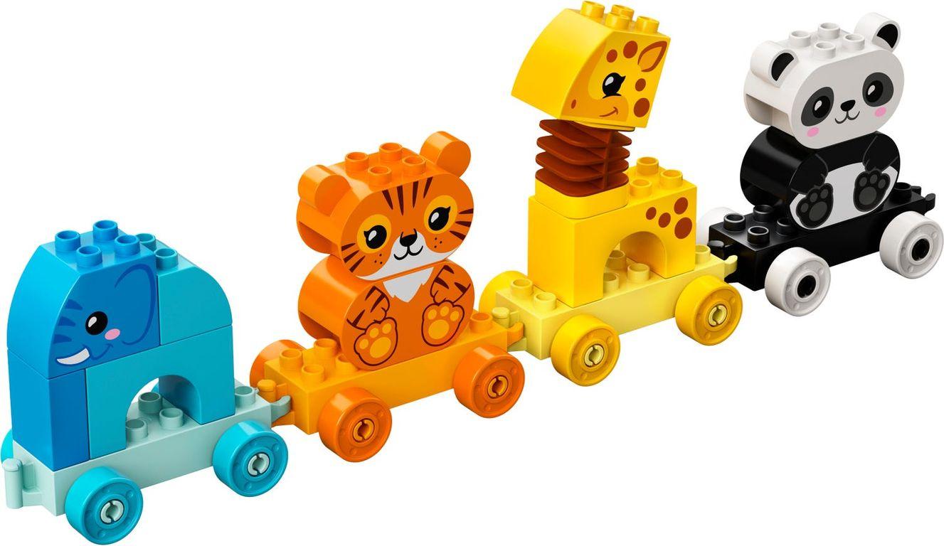 Animal Train components