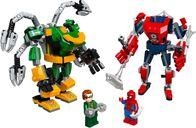 LEGO® Marvel Spider-Man & Doctor Octopus Mech Battle components