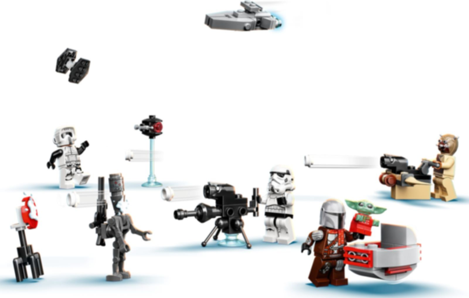 LEGO® Star Wars Advent Calendar 2021 gameplay