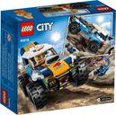 LEGO® City Desert Rally Racer back of the box