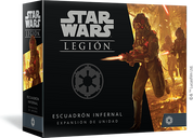 Star Wars Legión - Escuadrón Infernal Expansión de Unidad