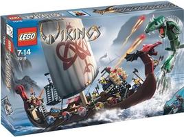 LEGO® Vikings Ship and Snake