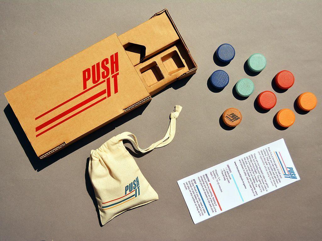 Push It components