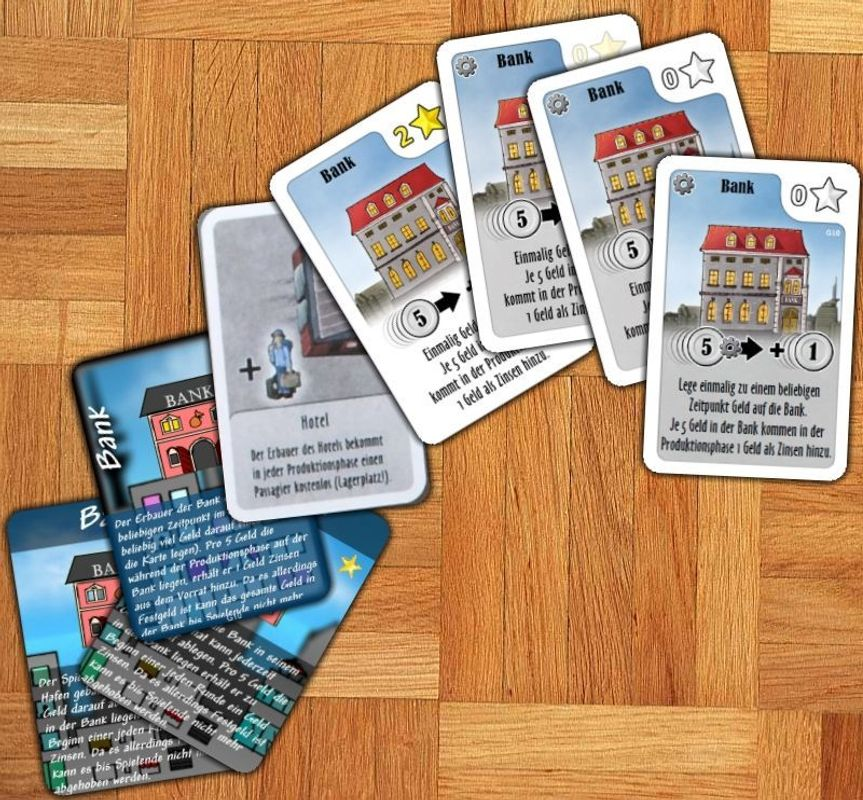 Bremerhaven cards