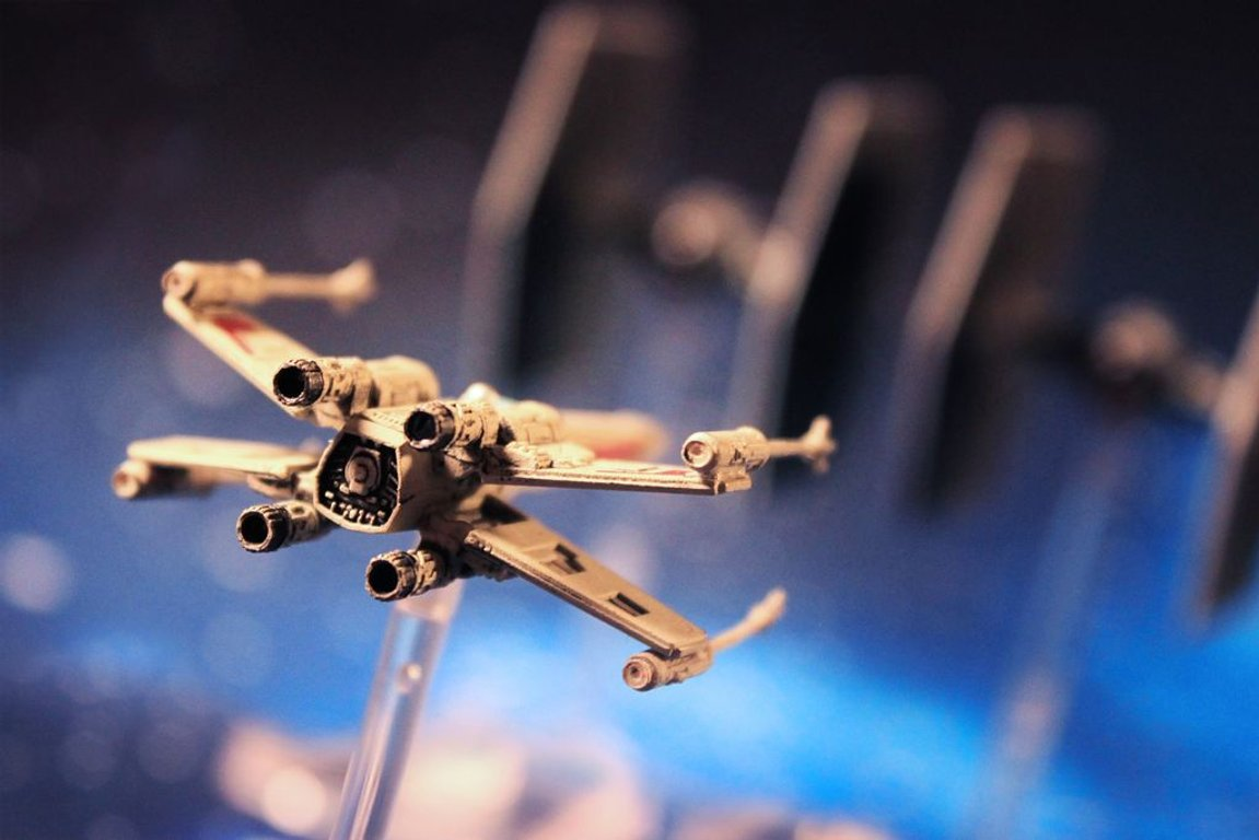 Star Wars: X-Wing Miniatures Game miniatures