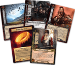 The Lord of the Rings: The Card Game - The Road Darkens cards