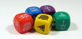Ra: The Dice Game dice