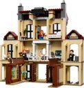 LEGO® Jurassic World Indoraptor Rampage at Lockwood Estate back side