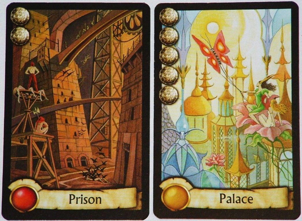 Citadels cards