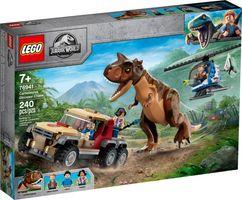 LEGO® Jurassic World Carnotaurus Dinosaur Chase