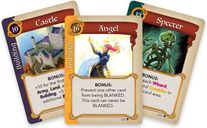 Fantasy Realms: The Cursed Hoard cards