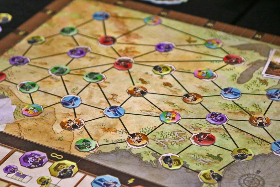 Pioneers gameplay