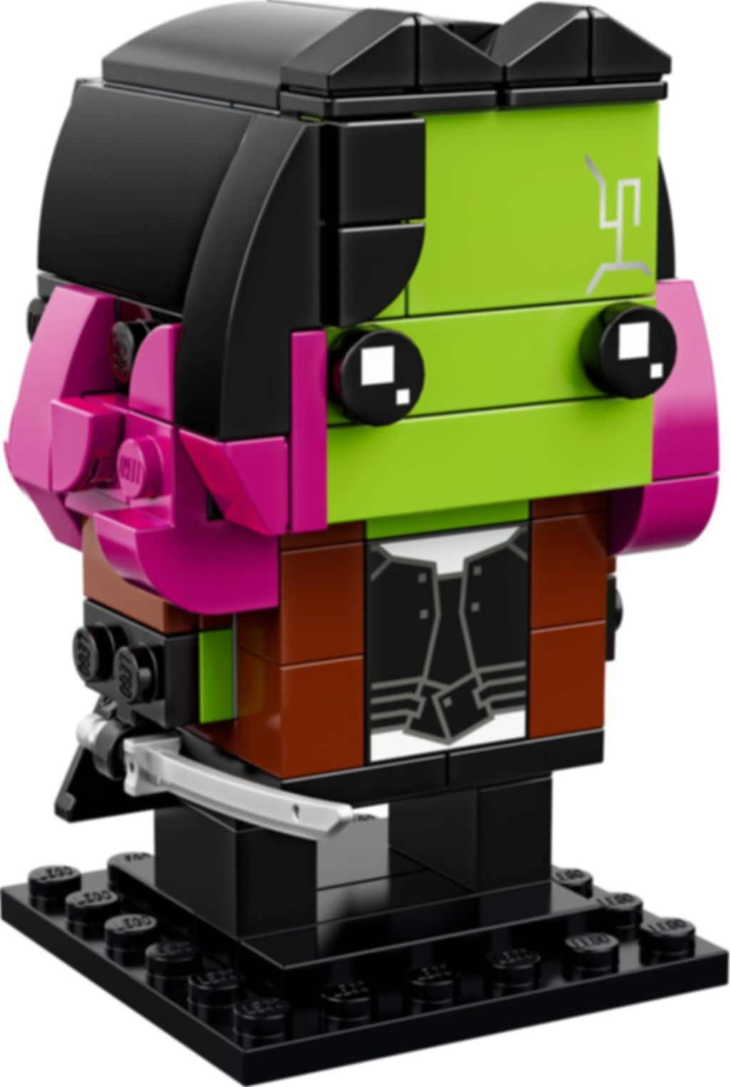 LEGO® BrickHeadz™ Gamora components