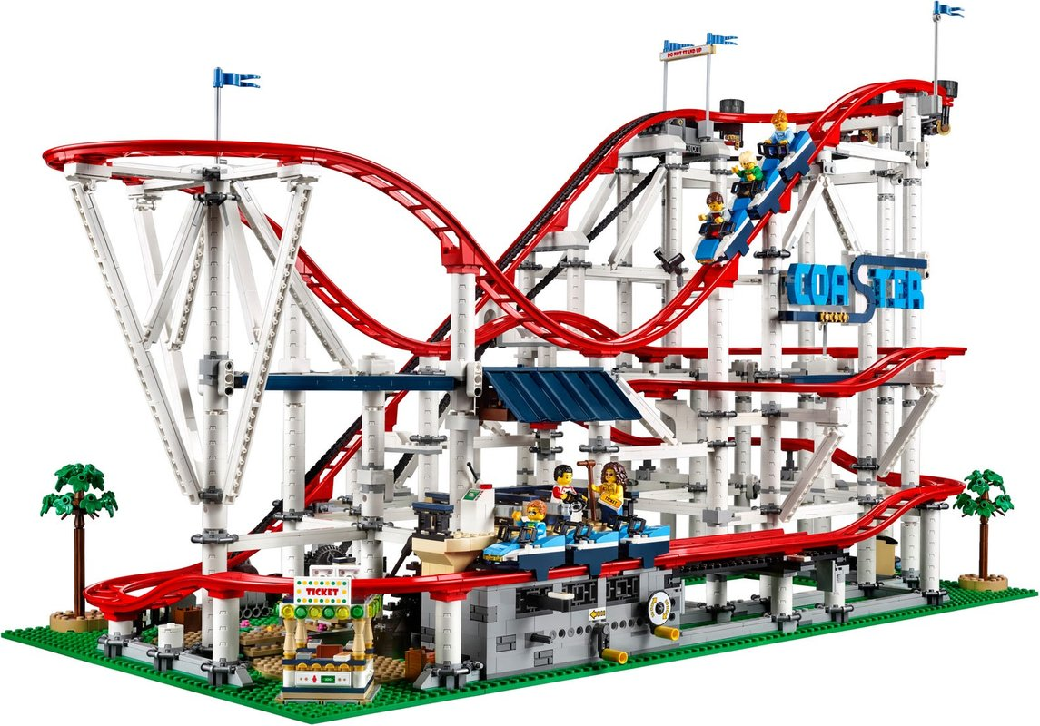 Roller Coaster components