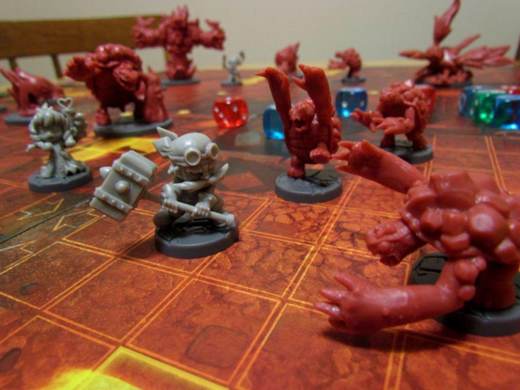 Super Dungeon Explore: Caverns of Roxor gameplay