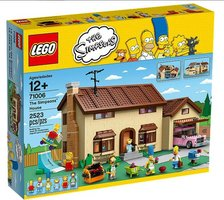 LEGO® The Simpsons The Simpsons™ House