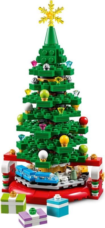 Christmas Tree components