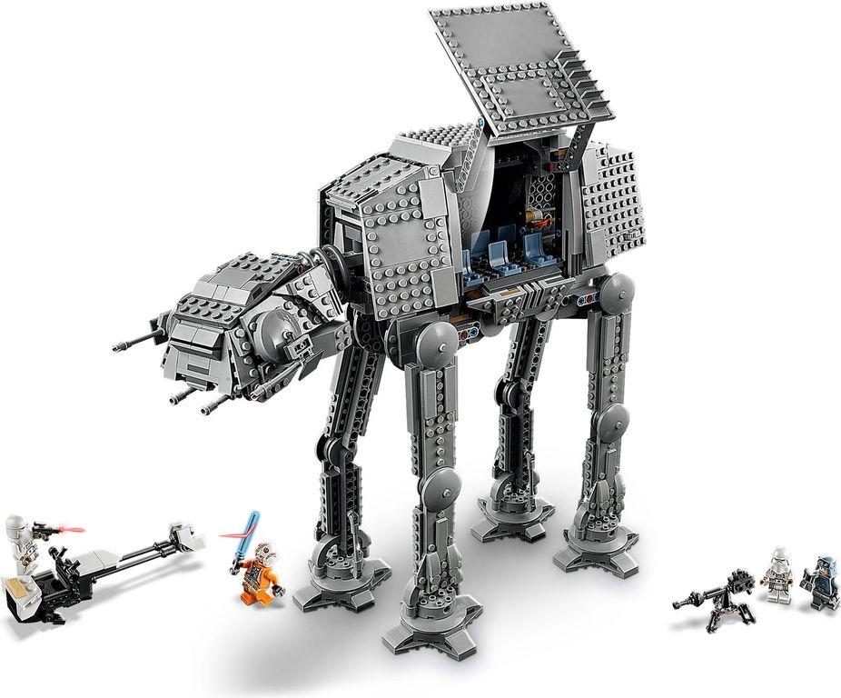 LEGO® Star Wars AT-AT™ components