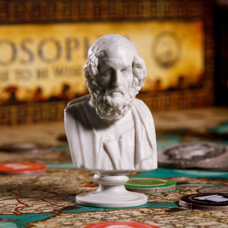 Philosophia: Dare to be Wise components