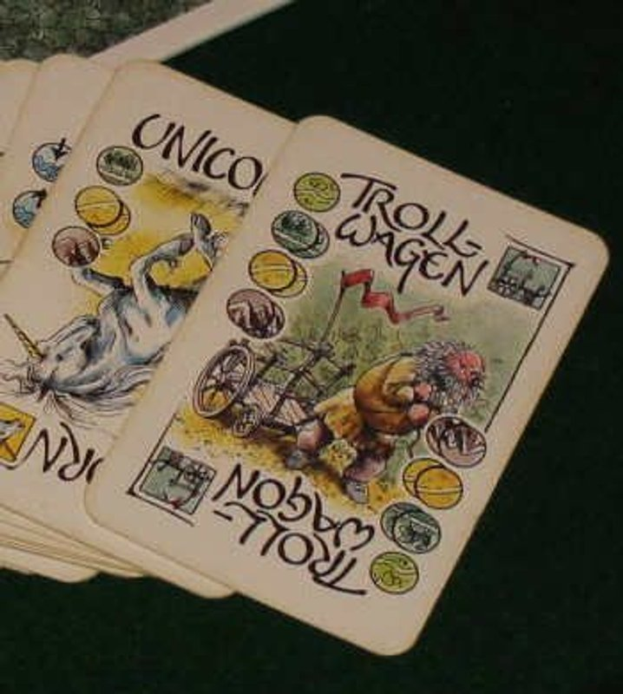 Elfenroads cards