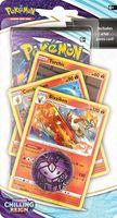 Pokemon TCG: Sword & Shield 6 Chilling Reign Premium Blister