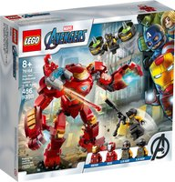 LEGO® Marvel Iron Man Hulkbuster versus A.I.M. Agent