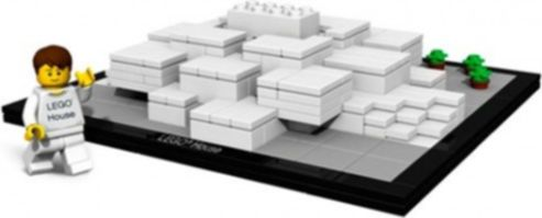 LEGO® Promotions LEGO House components