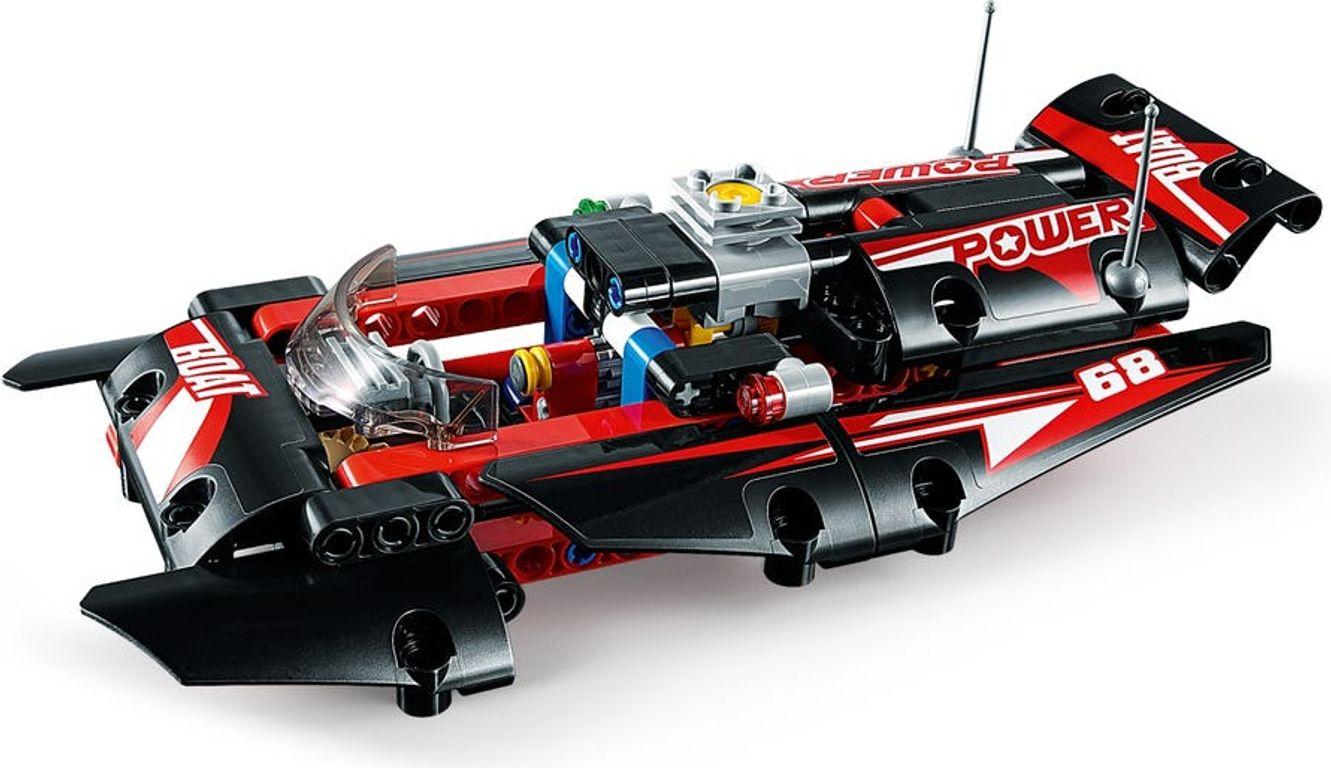 Power Boat alternative
