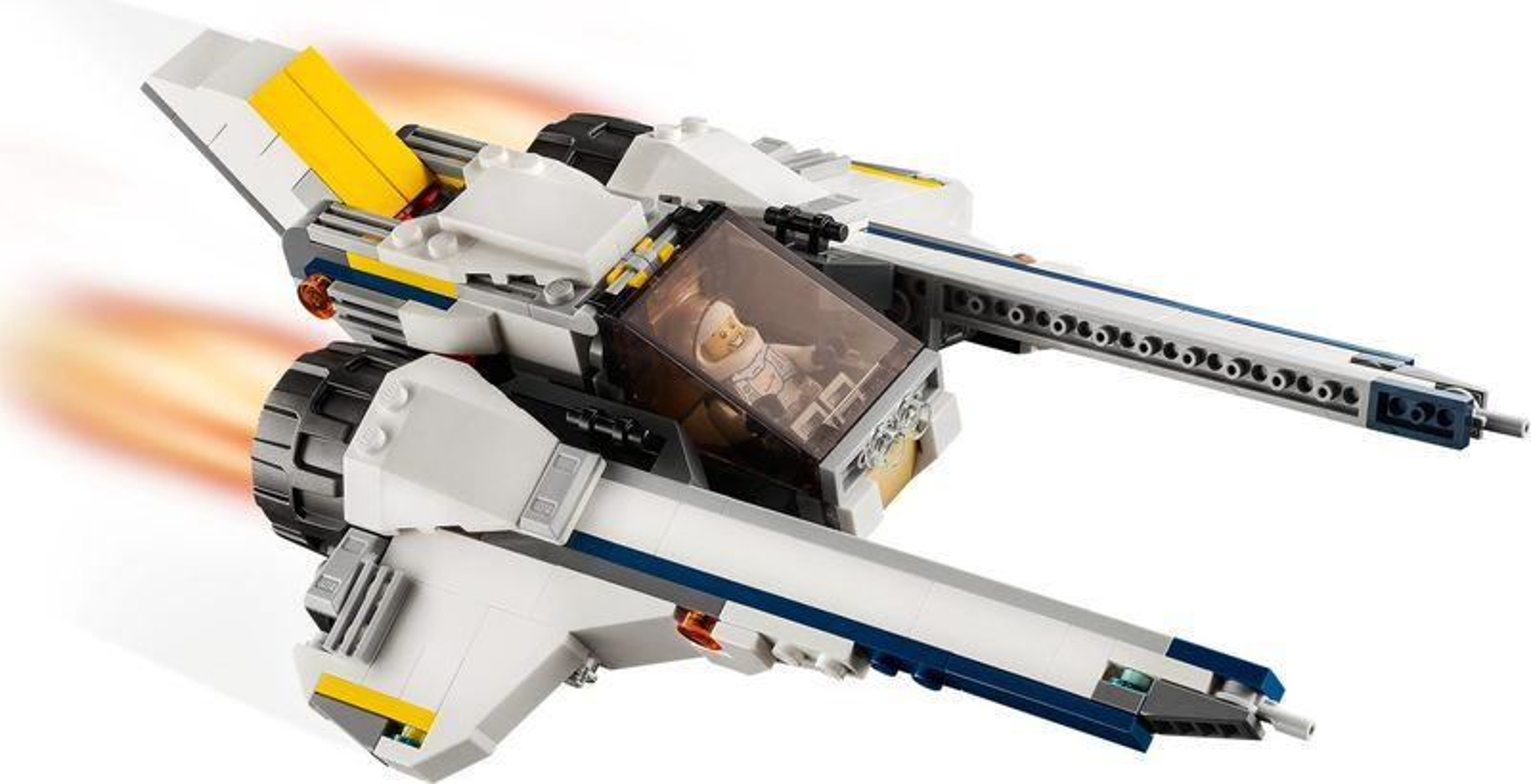 LEGO® Creator Space Rover Explorer alternative