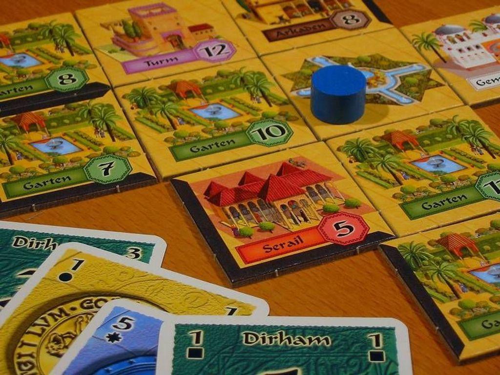 Alhambra gameplay