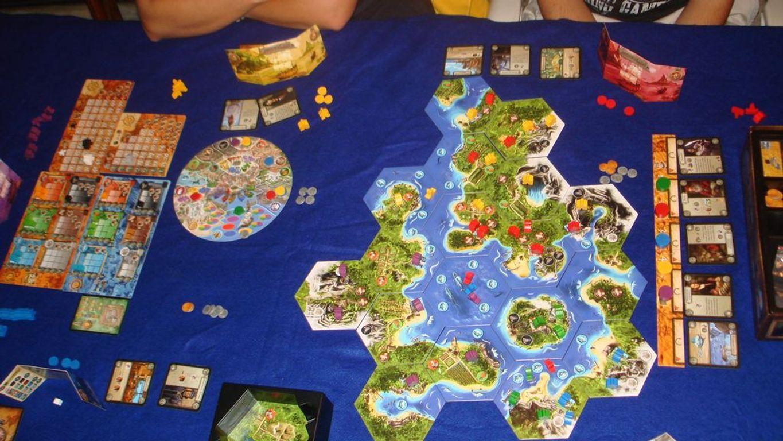 Archipelago gameplay