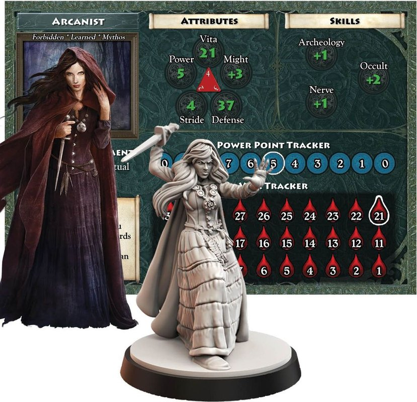 Folklore: The Affliction miniature
