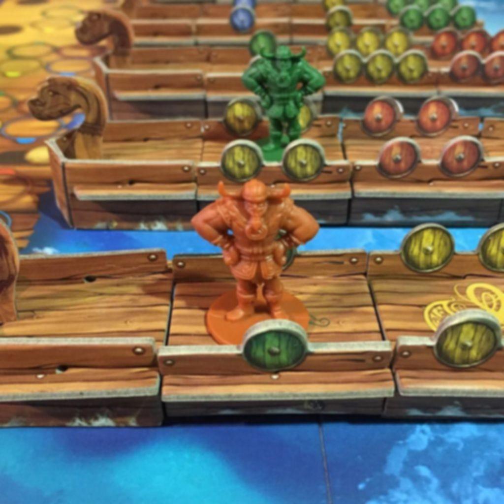 Vikings on Board spielablauf