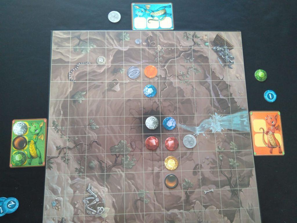 Dragon Rush gameplay