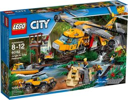 LEGO® City Jungle Air Drop Helicopter