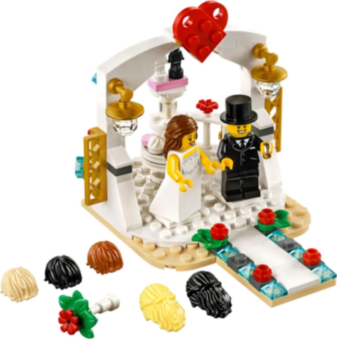 Wedding Favor Set 2018 components