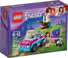 LEGO® Friends Olivia's Exploration Car