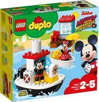 LEGO® DUPLO® Mickey's Boat
